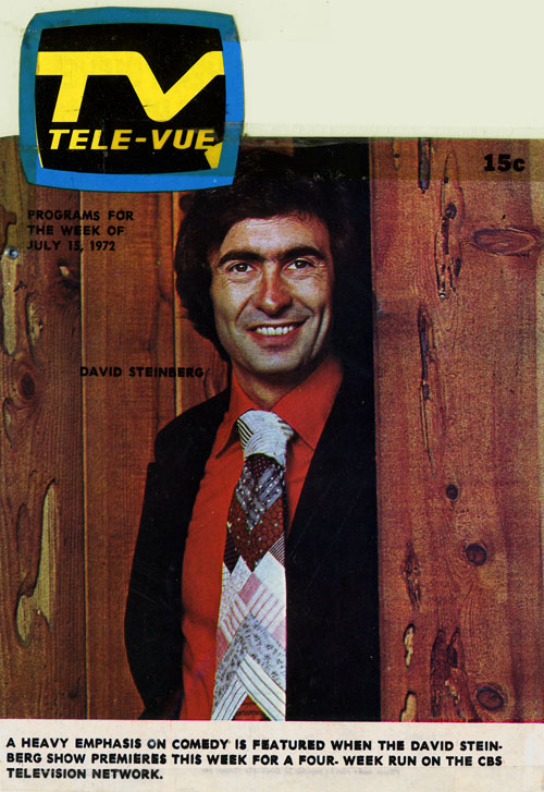 Televue magazine cover