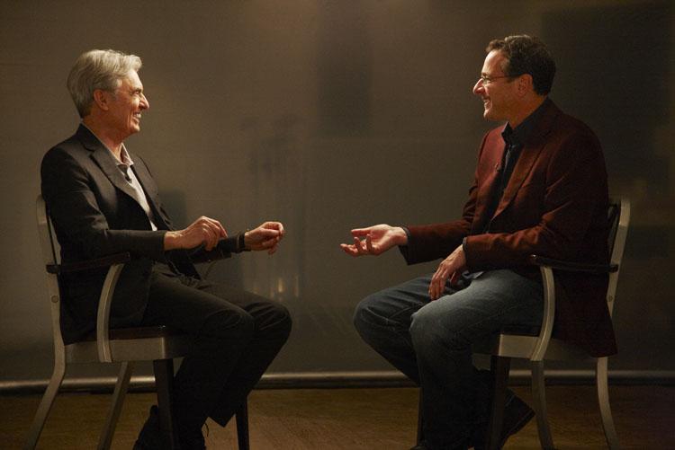 David Steinberg with Bob Saget