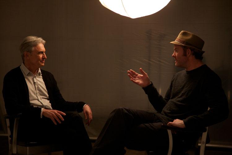 David Steinberg with David Koechner