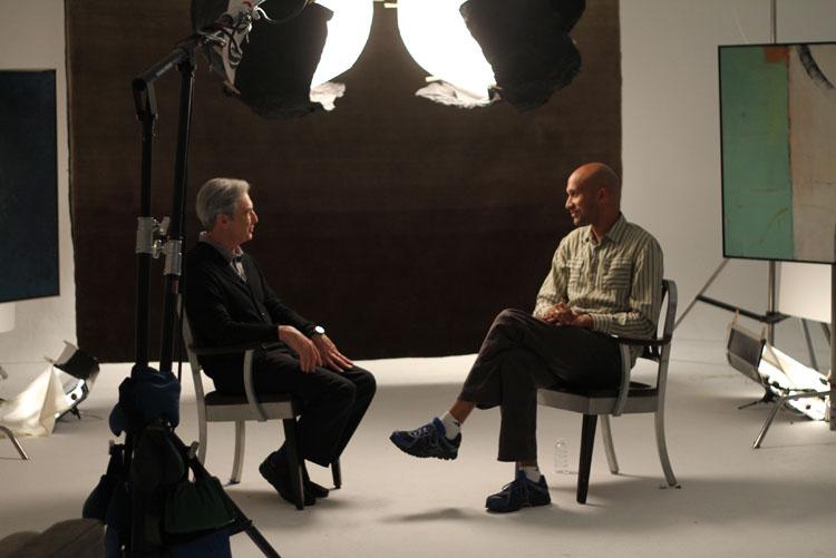 David Steinberg with Keegan Michael Key