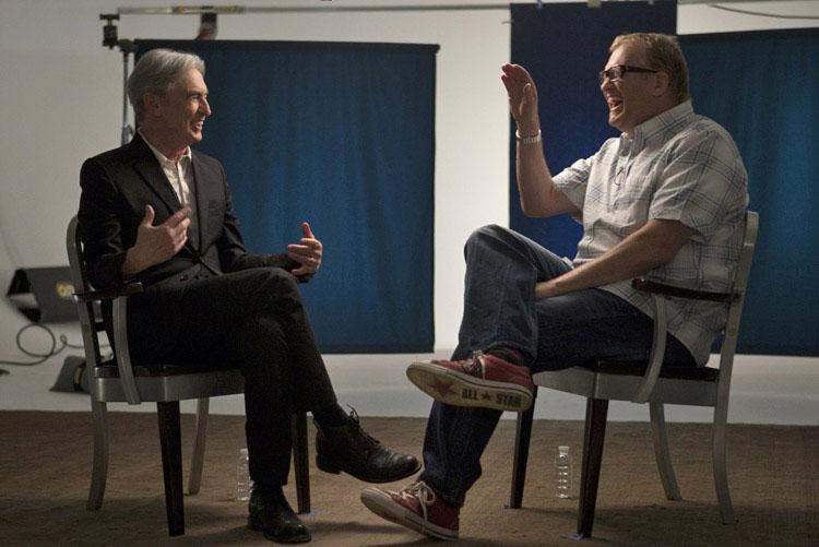 David Steinberg with Drew Carey