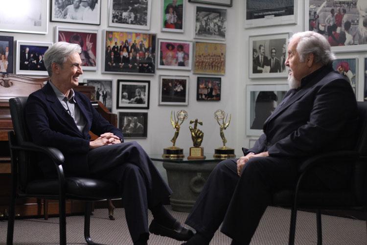 David Steinberg with George Schlatter