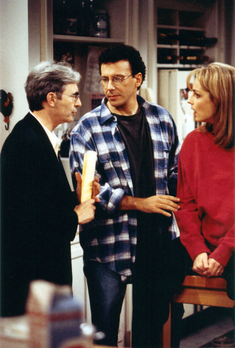 David Steinberg directs Paul Reiser and Helen Hunt in Mad About You