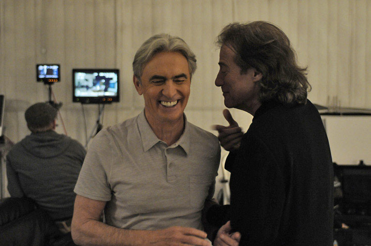 David Steinberg with Richard Lewis