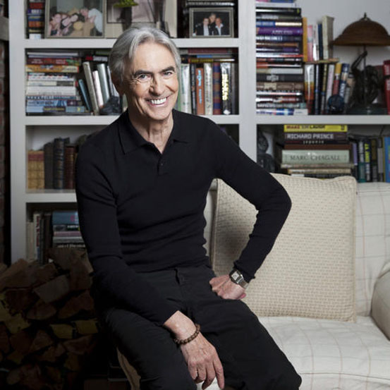 David Steinberg in LA Times, photo by Jay L. Clendenin