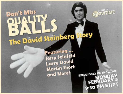 Quality Balls - Billboard 1