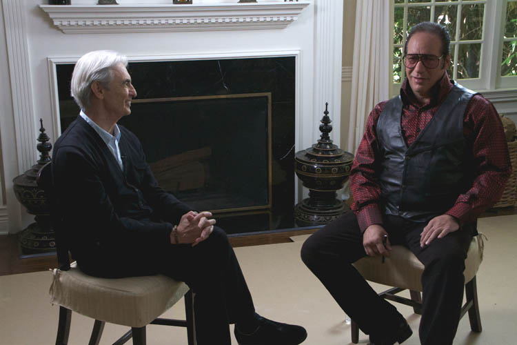 Andrew Dice Clay on Showtime's Inside Comedy with David Steinberg
