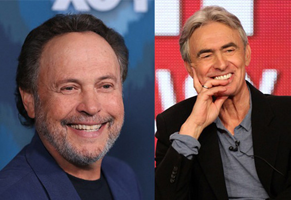 New York Comedy Festival Presents Billy Crystal in conversation with David Steinberg